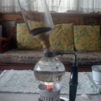 第二次_使用虹吸壺(syphon)煮咖啡