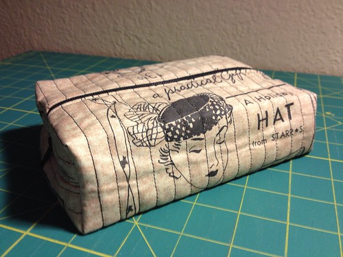 Zippered Pouch - Front