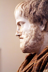 Aristotle by Nick in exsilio