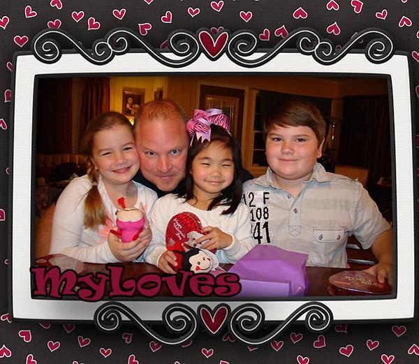 My Loves 2012