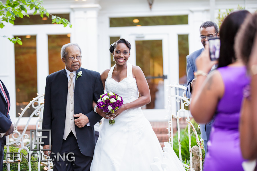 Andrea & Shaun's Wedding | Primrose Cottage | Roswell Wedding Photographer