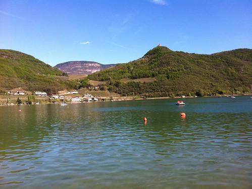 Kalterer See, Südtirols Süden