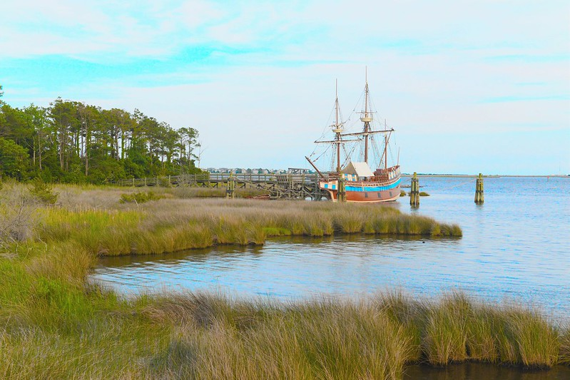 Roanoke Island - Jose Cruz