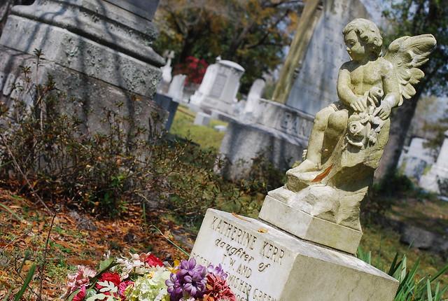 oakdale cemetery, wilmington, nc