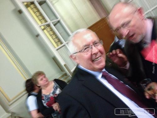 Pierre Dubois nouveau maire de Roubaix