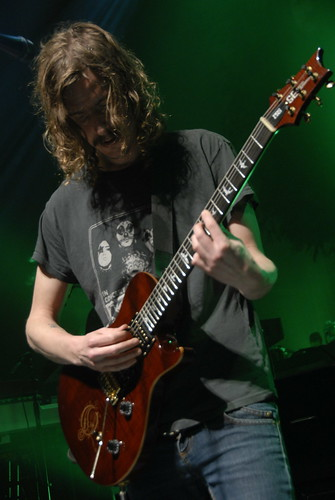 Mikael Åkerfeldt of Opeth