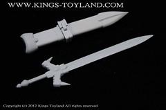 MG Versal Knight Gundam Resin Conversion Kit (21)
