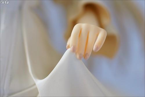 Hand closeup
