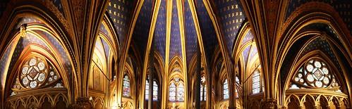 Sainte Chapelle - capilla baja