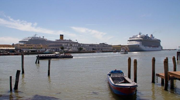 Venice Cruise Ship Terminal