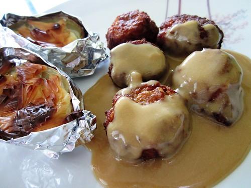 STP's meat balls 1