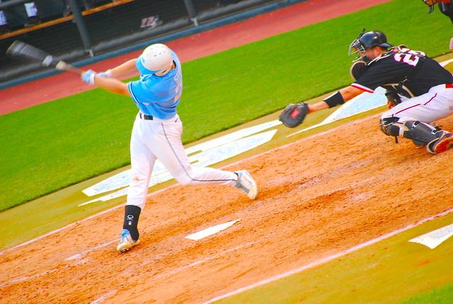 college baseball: ncaa regional, st john's @ unc