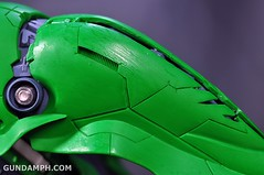 1-100 Kshatriya Neograde Version Colored Cast Resin Kit Straight Build Review (125)