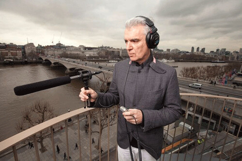 David Byrne: Image by Tom Oldham