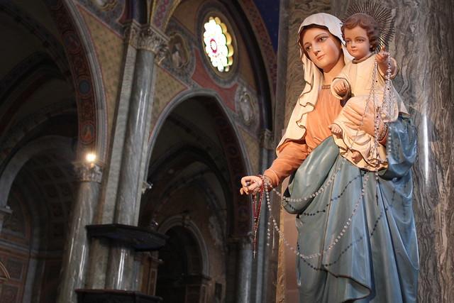 Saturday: Basilica di Santa Maria sopra Minerva
