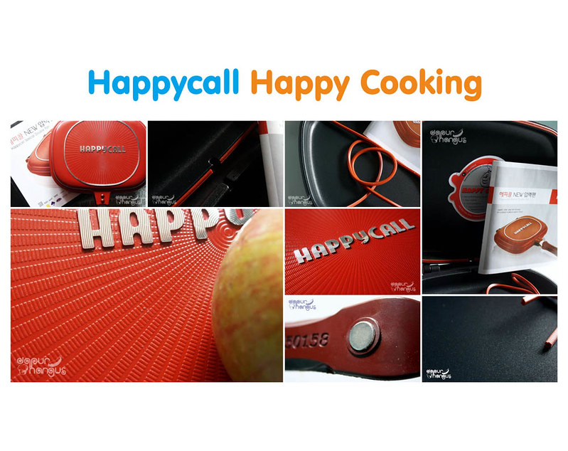 Happycall Giveaway -CLOSED-