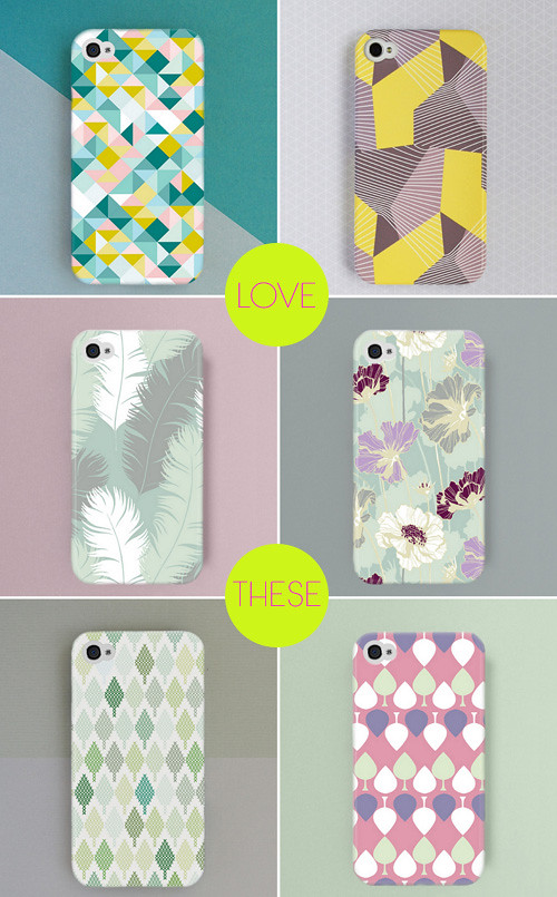 Super Stylin' iPhone Cases From Studio Rita