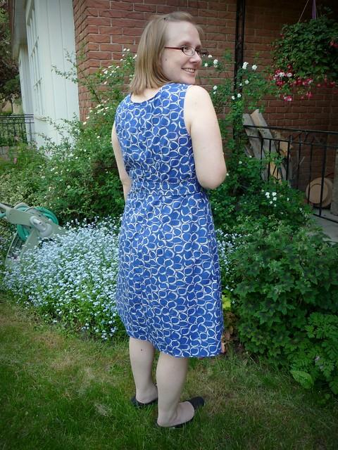 Sleeveless Licorice Dress