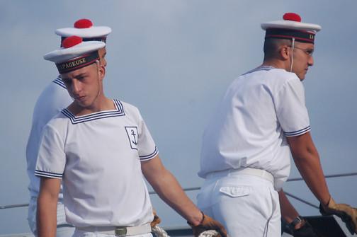 trois matelots