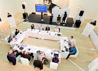 Evolving Workforce Think Tank @ #DellTechCamp