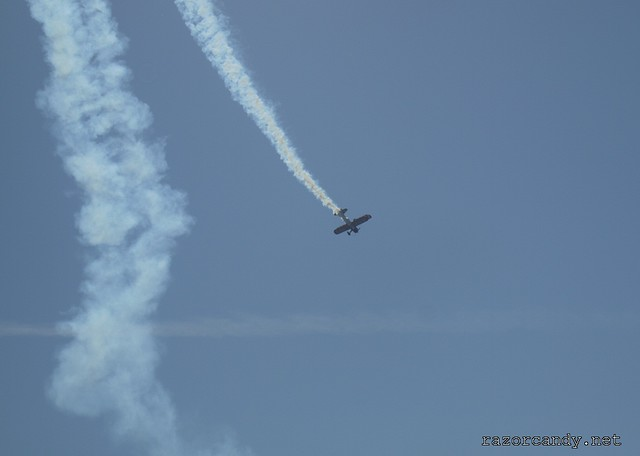 Wingwalkers - Southend Air Show - Sunday, 27th May, 2012 (4)