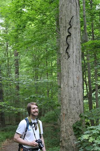 20120602. Hiking at Shades State Park.