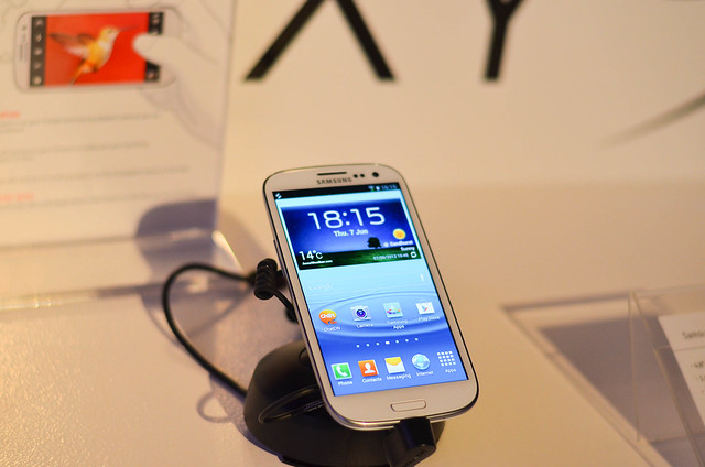 Samsung Galaxy S3 Launch-34