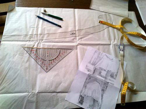 Pattern drawing exam