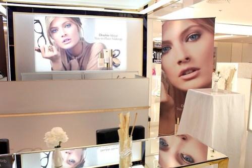 Esteee Lauder Rustan's Beauty Counter Shangri-la Mall