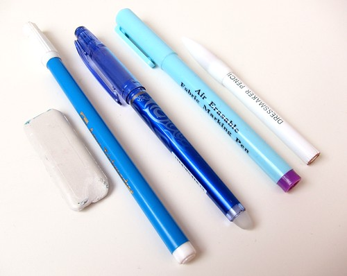 The search for the best fabric pen