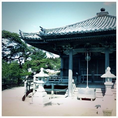 五大堂 / Godaido Temple