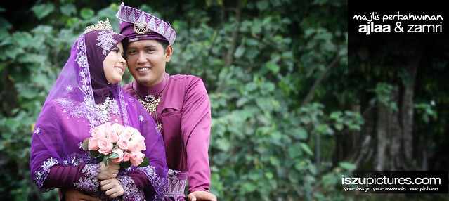 Ajlaa & Zamri Wedding