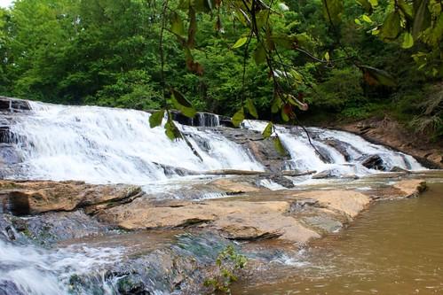 Shacktown Falls by waterfallshiker