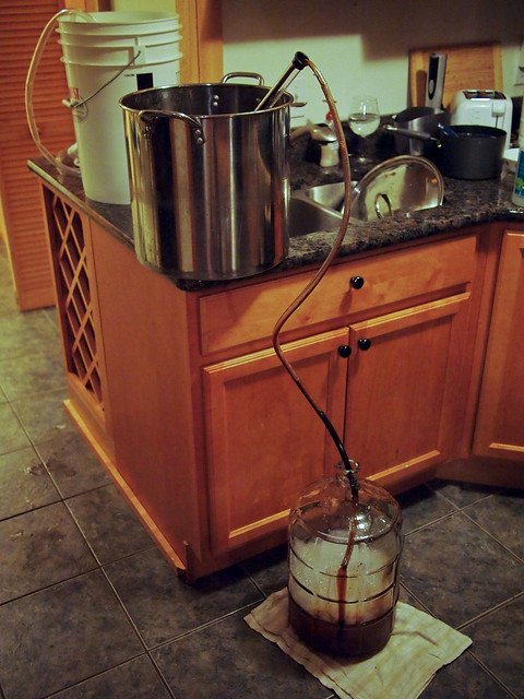Brewing my Russian Imperial Stout