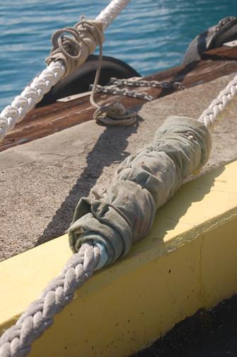 Kojima chafing gear line