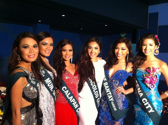 Miss Philippines Earth 2012