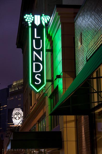 Lund's on Hennepin, Minneapolis