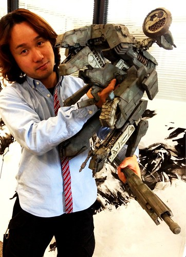 ThreeA Toys MG 1-48 METAL GEAR REX (6)