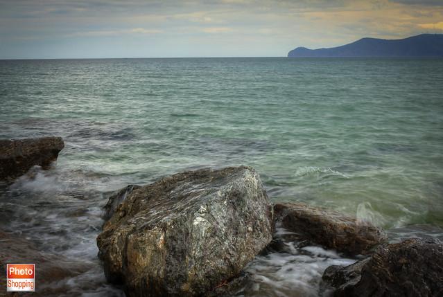 HDR Tetouan Beach