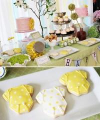 Living Room Decorating Ideas: Spring Baby Shower Cake Ideas