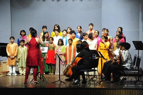 TNMF evening of Opera arias, Choruses and sacred music by Vasu..