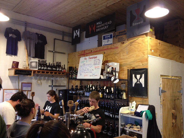 Hill Farmstead Brewery - Greensboro, VT