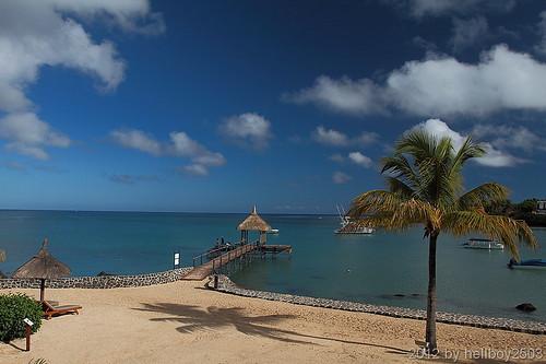 Turtle Bay, Balaclava - Mauritius by hellboy2503
