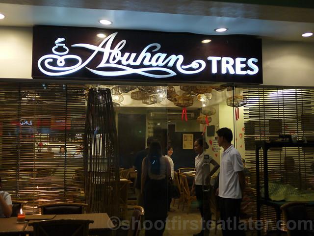 Abuhan Tres