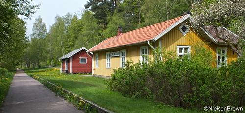 Simlångsdalen Station