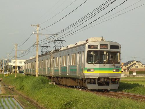 7502F @西羽生〜新郷