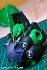 1-100 Kshatriya Neograde Version Colored Cast Resin Kit Straight Build Review (41)