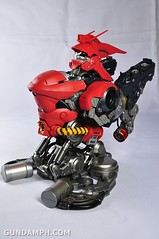 Formania Sazabi Bust Display Figure Unboxing Review Photos (53)