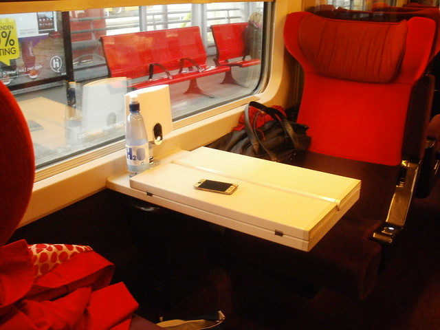 Thalys Comfort 1