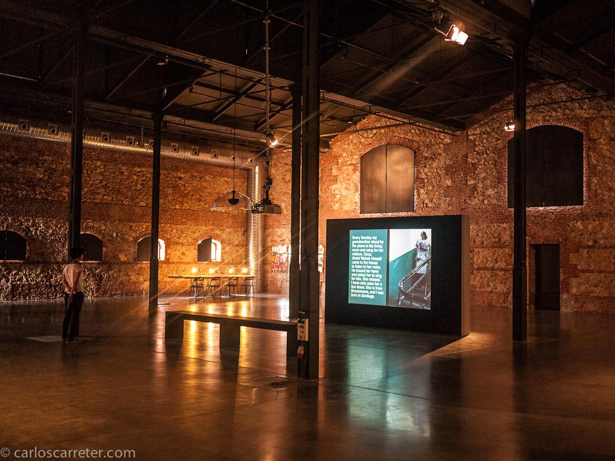 Exposición de PHE en el Matadero